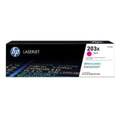 Картридж лазерный HP (CF543X) LaserJet Pro M254/M280/M281, пурпурный, ресурс 2500 стр., оригинальный