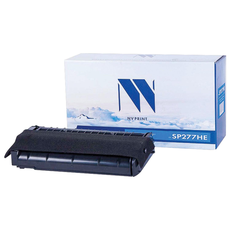 Картридж лазерный NV PRINT (NV-SP277HE) для RICOH SP277NwX / SP277SFNwX, ресурс 2600 страниц