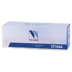 Картридж лазерный NV PRINT (NV-CF244A) для HP LJ M15 Pro / M28a / 28w, ресурс 1000 страниц