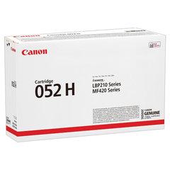 Картридж лазерный CANON (052H) MF421dw / MF426dw / MF428x / MF429x, ресурс 9200 страниц, оригинальный