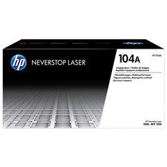 Фотобарабан HP (W1104A) Neverstop Laser 1000a/1000w/1200a/1200w, №104A, оригинальный, ресурс 20000 страниц