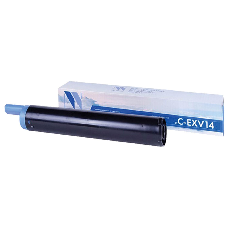 Тонер NV PRINT (NV-CEXV14) для CANON iR2016/iR2018/iR2020/iR2022, ресурс 8300 страниц