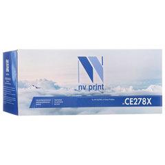 Картридж лазерный NV PRINT (NV-CE278X) для HP LJ M1536dnf/ Р1566/ Р1606W, ресурс 2300 страниц