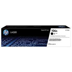 Картридж лазерный HP (W1106A) для HP Laser 135a/135w/137fnw, ресурс 1000 страниц, оригинальный