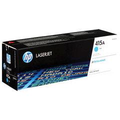 Картридж лазерный HP (W2031A) для HP Color LaserJet M454dn/M479dw и др, голубой, ресурс 2100 страниц, оригинальный