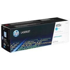 Картридж лазерный HP (W2031X) для HP Color LaserJet M454dn/M479dw и др, голубой, ресурс 6000 страниц, оригинальный