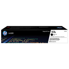 Картридж лазерный HP (W2070A) для HP Color Laser 150a/nw/178nw/fnw, черный, ресурс 1000 страниц, оригинальный