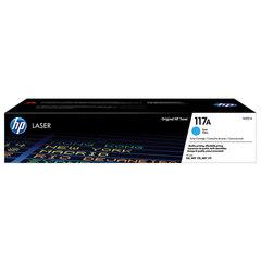 Картридж лазерный HP (W2071A) для HP Color Laser 150a/nw/178nw/fnw, голубой, ресурс 700 страниц, оригинальный