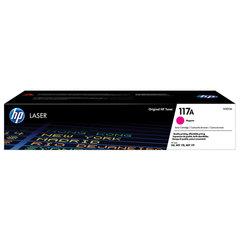 Картридж лазерный HP (W2073A) для HP Color Laser 150a/nw/178nw/fnw, пурпурный, ресурс 700 страниц, оригинальный