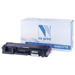 Картридж лазерный NV PRINT (NV-106R02778) для XEROX P3052/3260/WC3215/3225, ресурс 3000 страниц