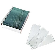 Стекла предметные LEVENHUK G50, для изготовления микропрепаратов, 75х25 мм, 1000-1200 мкм, 50 шт., 16281