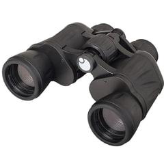 """Бинокль LEVENHUK """"Atom 8x40"""", увеличение х8, объектив 50 мм, широкоугольный, черный"""