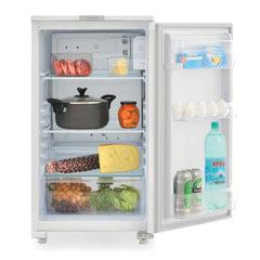 Холодильник САРАТОВ 550 КШ-122/0, общий объем 122 л, без морозильной камеры, 87,5x48x59 см, белый