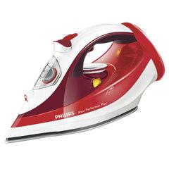 Утюг PHILIPS GC4595/40, 2600 Вт, беспроводной, керамическое покрытие, автоотключение, красный