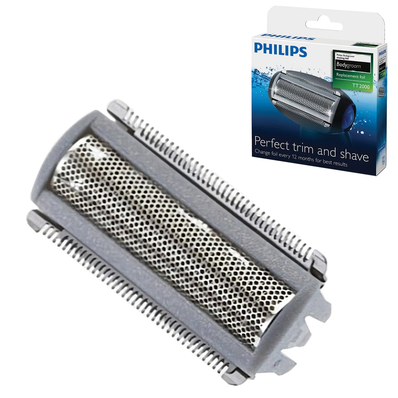 Сменная бритвенная головка PHILIPS, для триммера для тела серий ТТ2021-ТТ2030, TT2000/43
