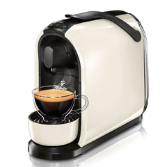 Кофемашина капсульная TCHIBO Cafissimo PURE White, мощность 950 Вт, объем 1,1 л, белая