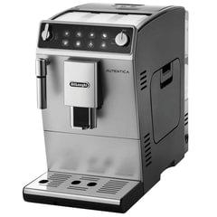 Кофемашина DELONGHI ETAM 29.510.SB, 1450 Вт, объем 1,4 л, емкость для зерен 200 г, ручной капучинатор, серебристая