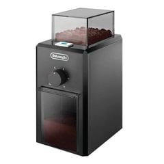 Кофемолка DELONGHI KG 79, 110 Вт, объем 120 г, 12 степеней помола, черная