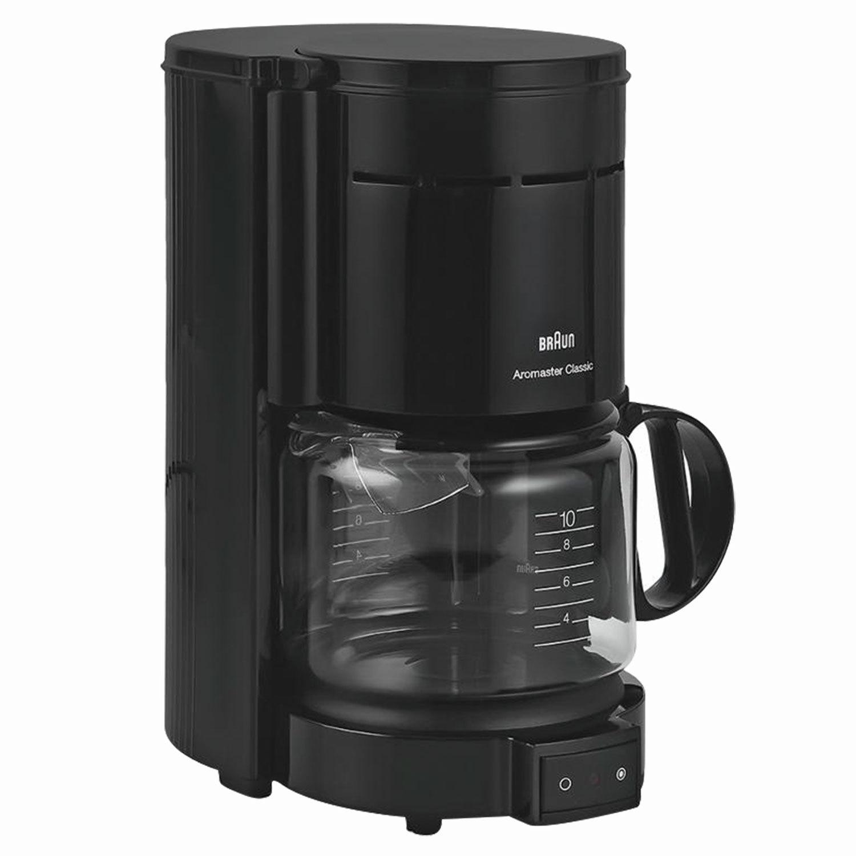 Кофеварка капельная BRAUN KF47/1, 1000 Вт, объем 1,3 л, автоотключение, черная