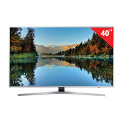 "Телевизор LED 40"" (101,6см), SAMSUNG UE40MU6400, 3840х2160 4K UHD, Smart TV, Wi-Fi, 100 Гц, HDMI"