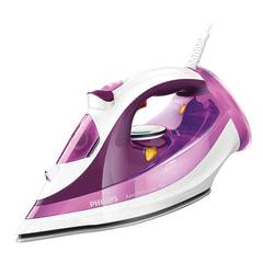 Утюг PHILIPS GC4519/30, 2400 Вт, антипригарное покрытие, самоочистка, автоотключение, фиолетовый/белый