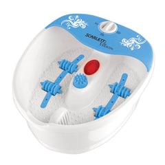 Ванночка для ног SCARLETT SC-FM20104, 75 Вт, 3 режима, 3 массажные насадки, защита от брызг