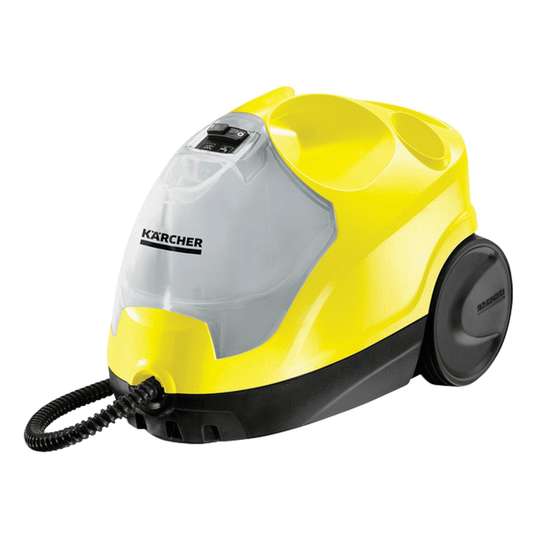 Пароочиститель KARCHER SC4 EasyFix, мощность 2000 Вт, давление 3,5 бар, объем 0,5/0,8 л, желтый,1.512-450.0