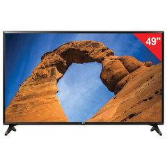 """Телевизор LG 49LK5910, 49"""" (124 см), 1920x1080, Full HD, 16:9, Smart TV, W-iFi, черный"""