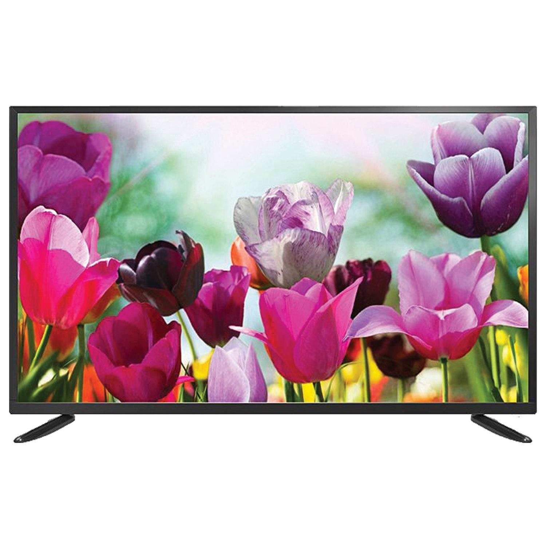 Телевизор ERISSON 55ULES85T2SM, 55'' (139 см), 3840х2160, 4K, 16:9, Smart TV, Wi-Fi, черный