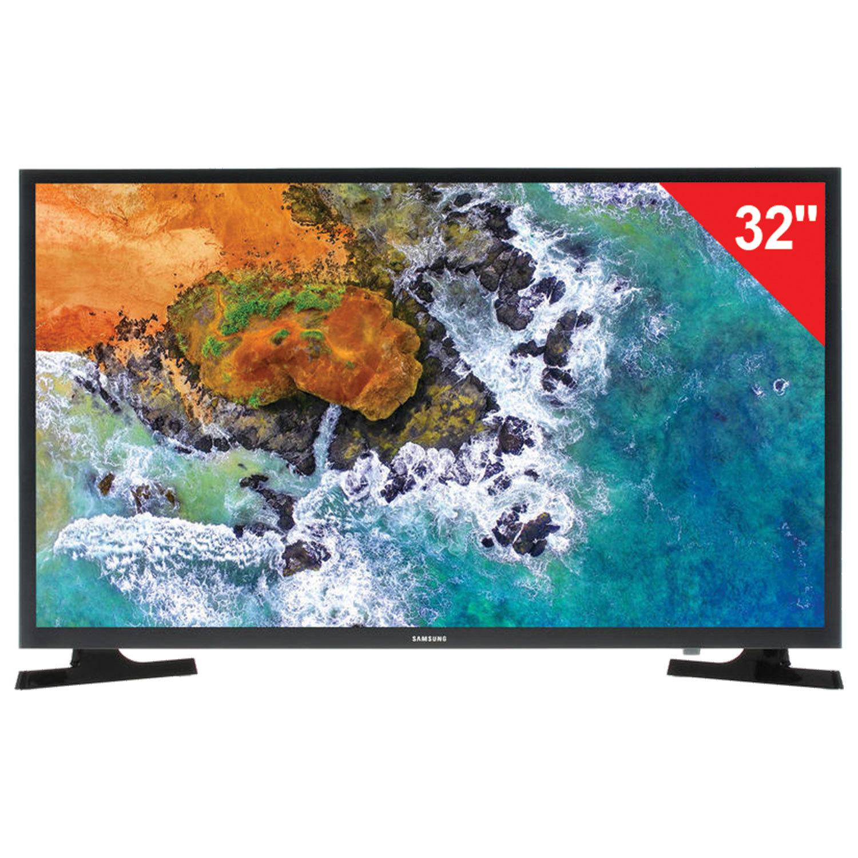 """Телевизор SAMSUNG 32N4000, 32"""" (81 см), 1366x768, HD, 16:9, черный"""