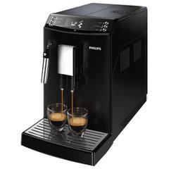 Кофемашина PHILIPS EP3519/00, 1400 Вт, 15 бар, объем 1,8 л, емкость для зерен 250 г, капучинатор, нержавеющая сталь
