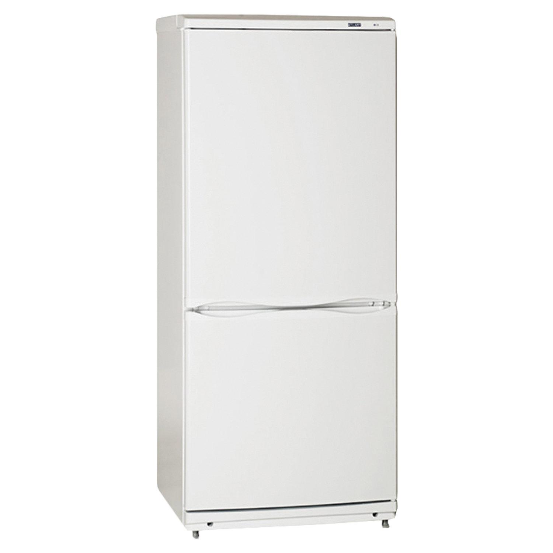 Холодильник ATLANT ХМ 4008-022, двухкамерный, объем 244 л, нижняя морозильная камера 76л, белый