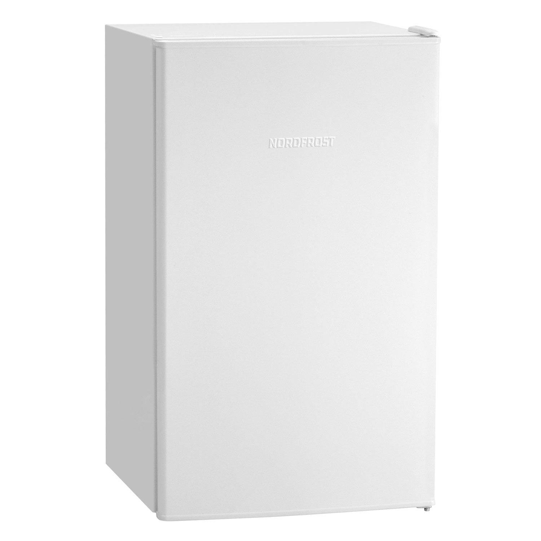 Холодильник NORDFROST NR 403 W, однокамерный, объем 111 л, морозильная камера 11 л, белый