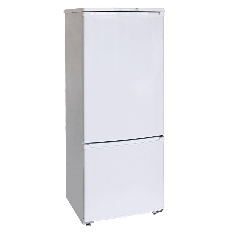 Холодильник БИРЮСА 151, двухкамерный, объем 240 л, нижняя морозильная камера 60 л, белый