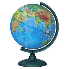 Глобус физический диаметр 250 мм