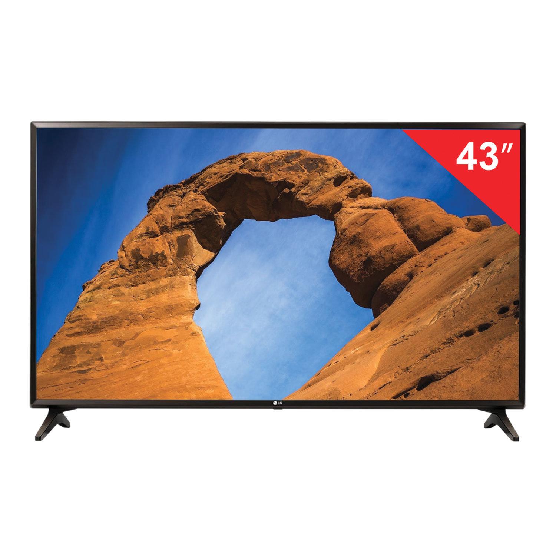 "Телевизор LG 43LK5910, 43"" (108 см), 1366x768, HD, 16:9, SmartTV, Wi-Fi, черный"