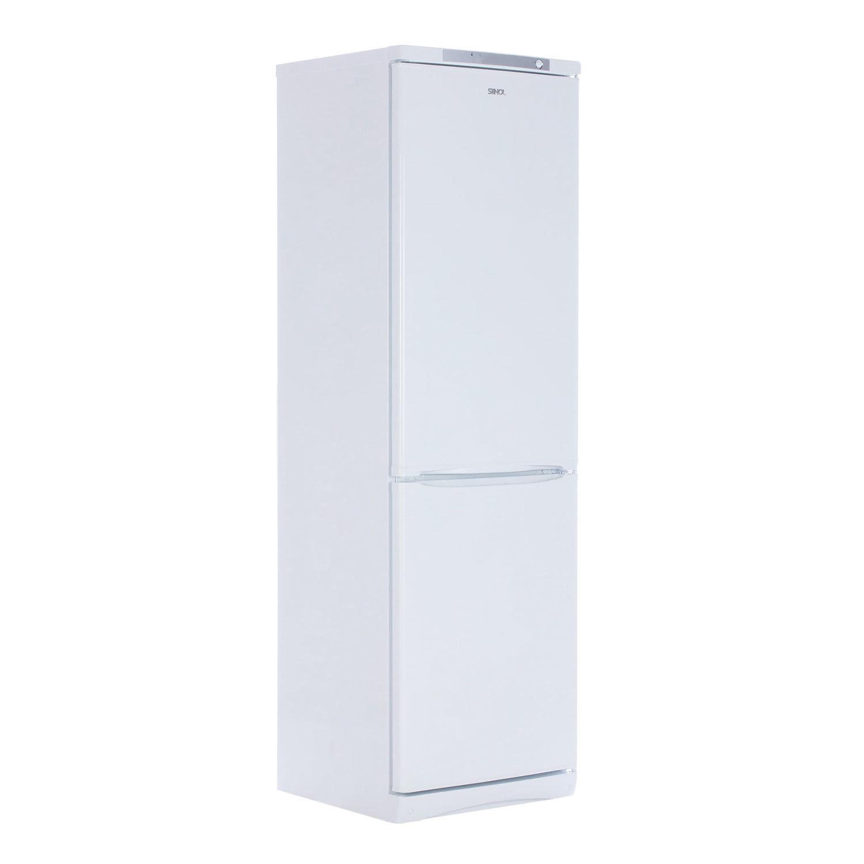 Холодильник STINOL STS 200, общий объем 341 л, нижняя морозильная камера 108 л, 60x62x200 см, белый