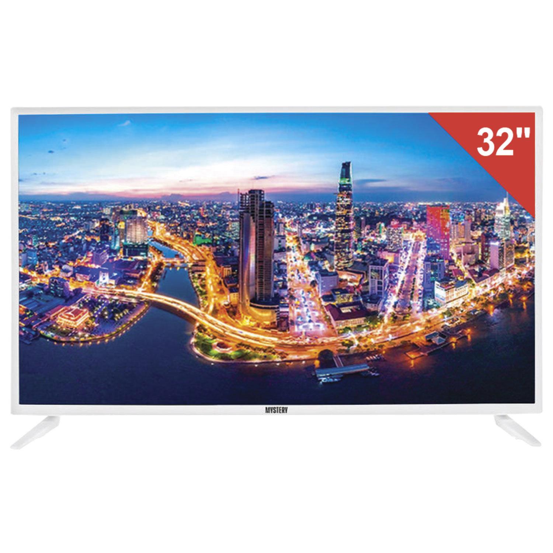 Телевизор MYSTERY MTV-3234LT2, 32'' (81 см), 1366x768, HD, 16:9, белый