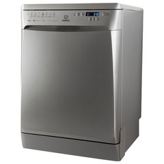 Посудомоечная машина INDESIT DFP58T94CANXEU, 14 комплектов, 8 программ мойки, 57х60х85, серебристый