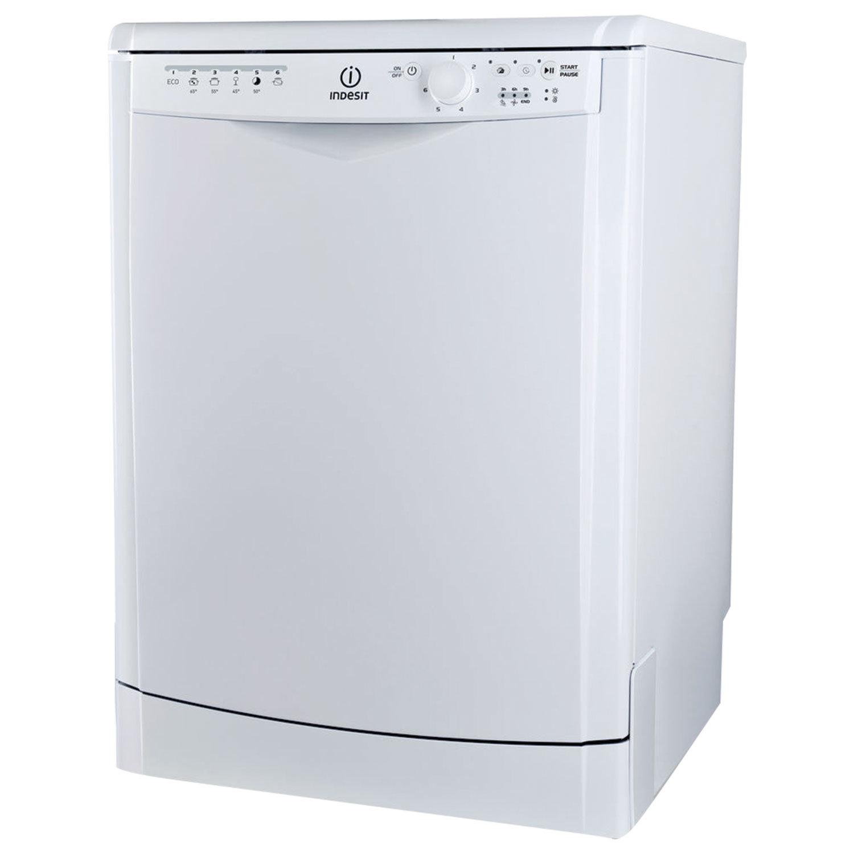 Посудомоечная машина INDESIT DFG26B10EU, 13 комплектов, 6 программ мойки, 60х60х85, белая