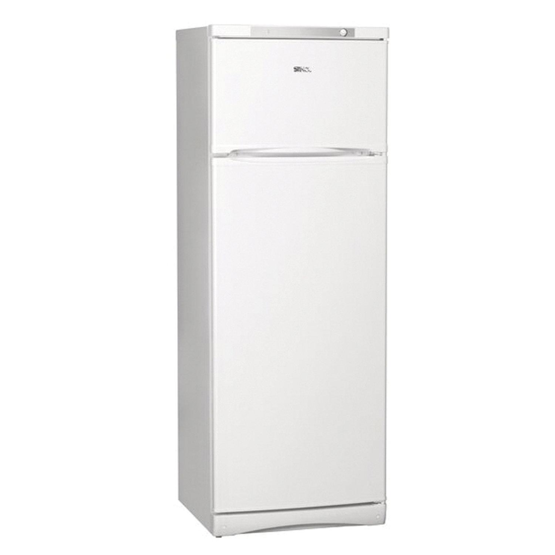 Холодильник STINOL STT 167, общий объем 296 л, верхняя морозильная камера 51 л, 167x60x63 см, белый