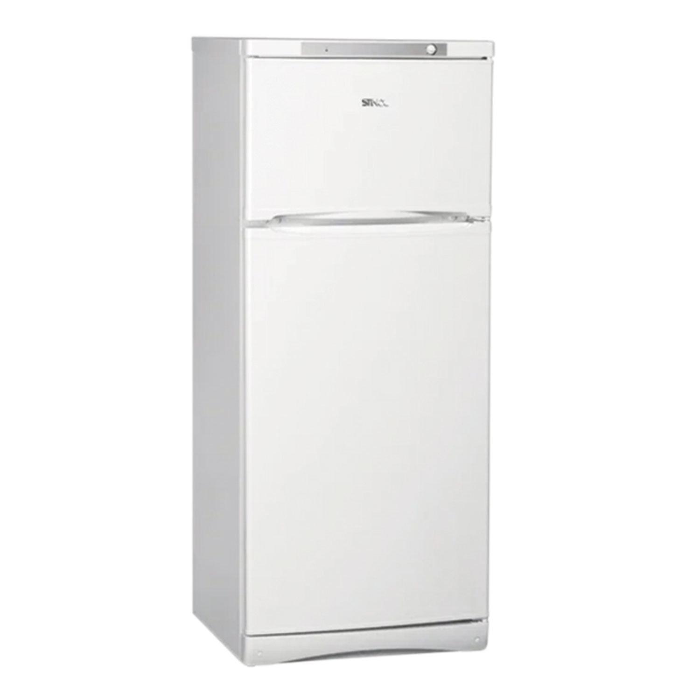 Холодильник STINOL STT 145, общий объем 245 л, верхняя морозильная камера 51 л, 60х66,5х145 см,белый