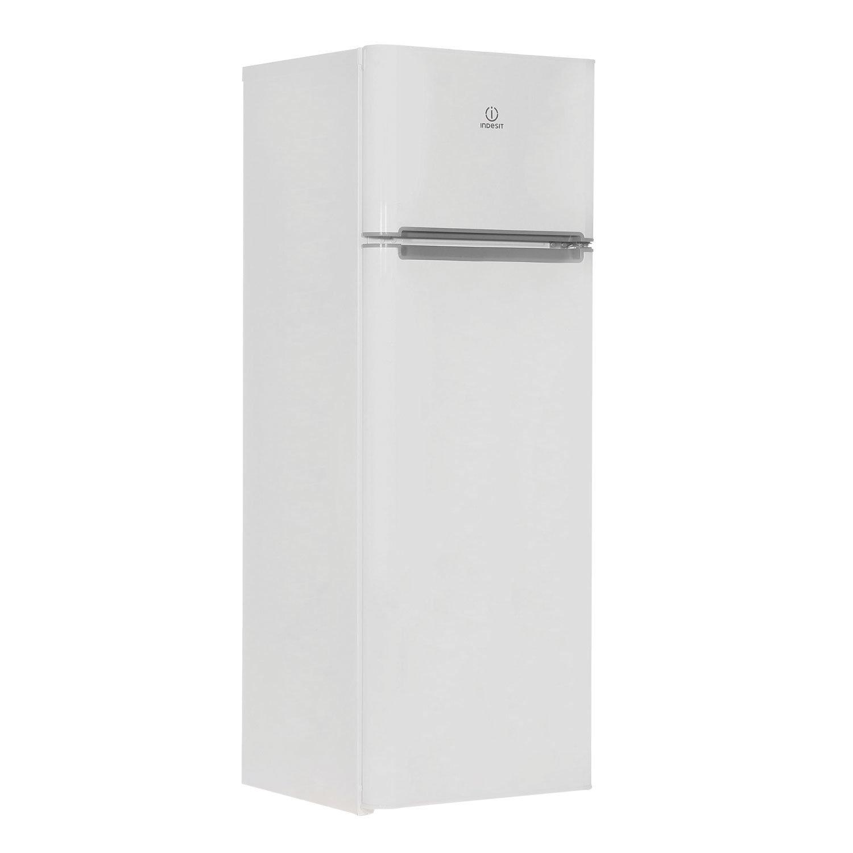 Холодильник INDESIT RTM016, общий объем 296 л, верхняя морозильная камера 51 л, 60х66,5х167 см, белый