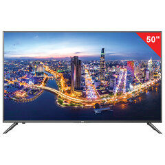 "Телевизор MYSTERY MTV-5034UTA2, 50"" (126 см), 3840х2160, 4K, 16:9, Smart TV, Android, Wi-Fi, черный"