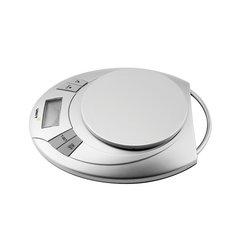 Весы кухонные UNIT UBS-2155, электронный дисплей, чаша 2,4 л, max вес 5 кг, тарокомпенсация, таймер, пластик