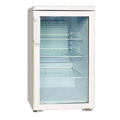 """Холодильная витрина БИРЮСА """"Б-102"""", общий объем 115 л, 86,5x48x60,5 см, белый"""