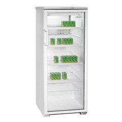 """Холодильная витрина БИРЮСА """"Б-290"""", общий объем 290 л, 145x58x62 см, белый"""