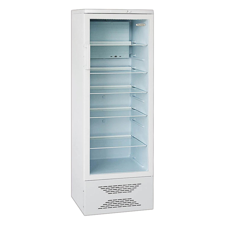 """Холодильная витрина БИРЮСА """"Б-310"""", общий объем 310 л, 169x58x62 см, белый"""