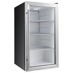 """Холодильная витрина GASTRORAG """"BC-88"""", общий объем 88 л, 82,5x43x48, черный"""