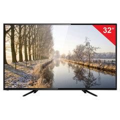 Телевизор ERISSON 32LEK81T2, 32'' (81 см), 1366х768, HD, 16:9, черный
